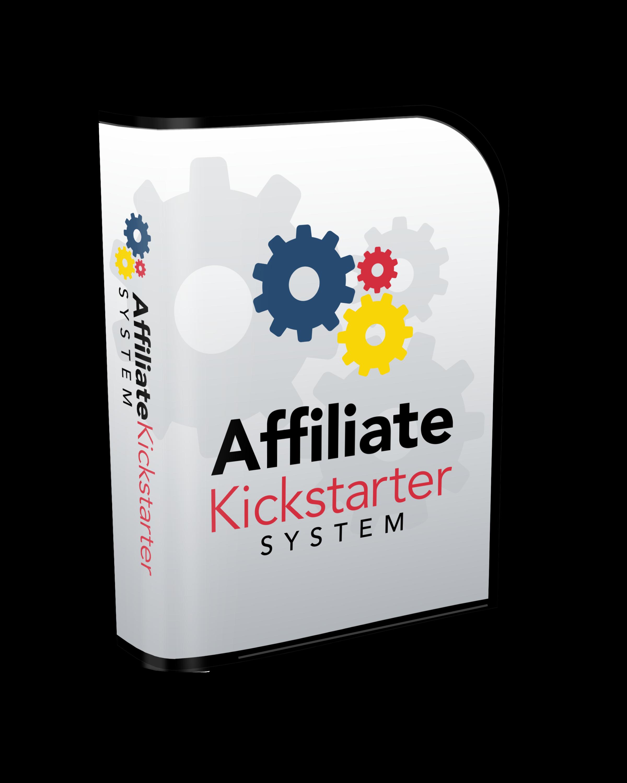 Affiliate-Kickstarter-System reich werden