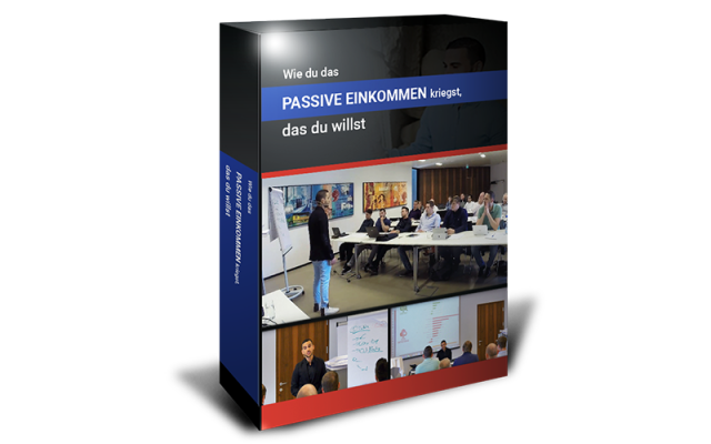passives einkommen dating psychologie estefano online marketing seminar