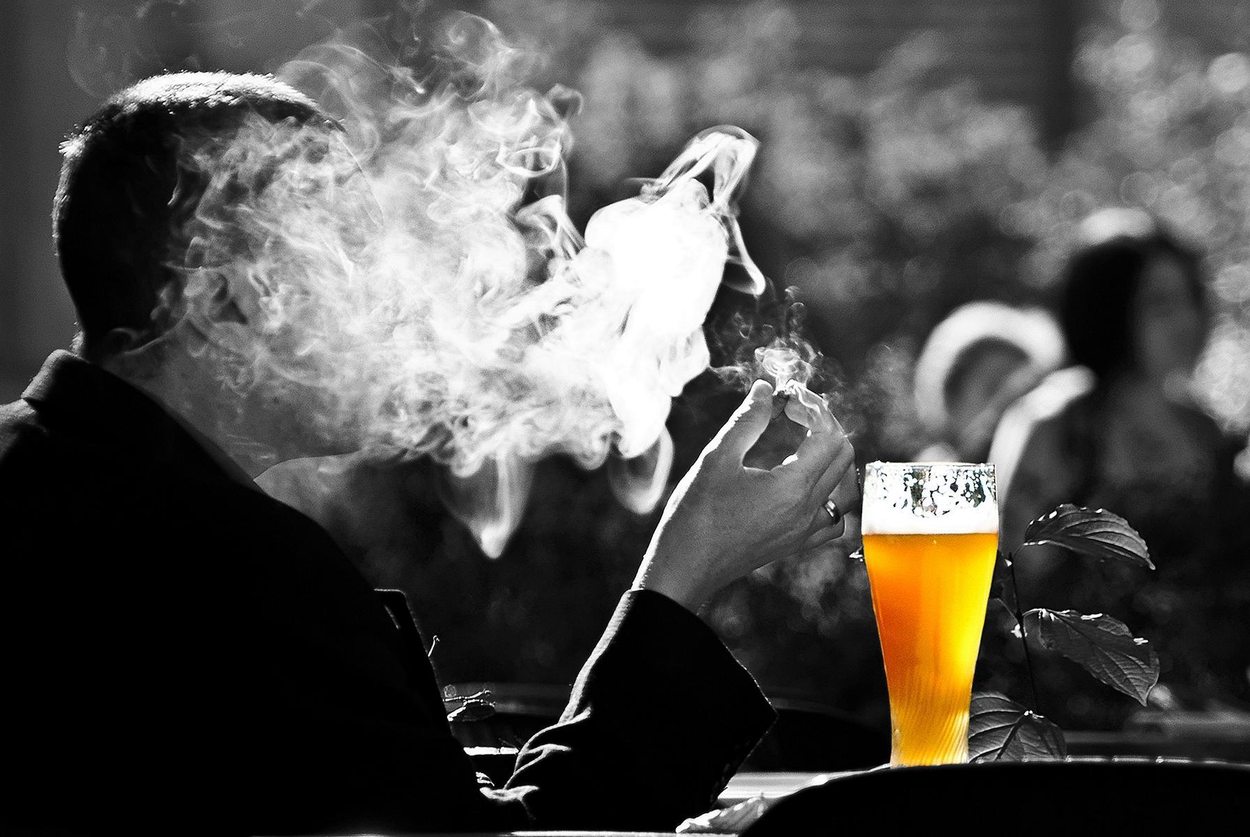 potenz steigern rauchen alkohol